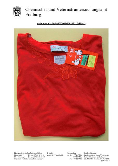 Damen-T-Shirt von KiK