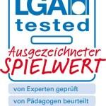 LGA tested Ausgezeichneter Spielwert