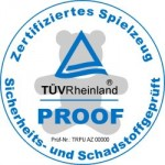 TUEV-Rheinland-Proof