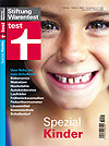 Stiftung Warentest - Spezial Kinder