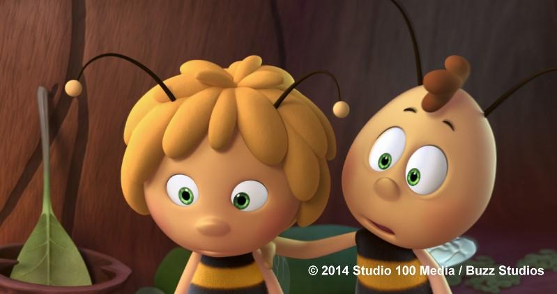 """""""Die Biene Maja – Der Kinofilm"""" - Ab 11. September in 2D & 3D im Kino!"""