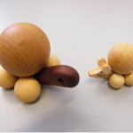 Schnecke und Maus mit verschluckbaren Kleinteilen (DIN EN 71-1 5.1); Erstickungsgefahr