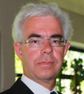 Dr. Latta, ärztlicher Direktor des Clementine Kinderhospitals in Frankfurt am Main