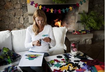 besondere weihnachtsgr e um die welt schicken und babys. Black Bedroom Furniture Sets. Home Design Ideas