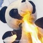 Test zur Entflammbarkeit: Wie schnell fängt das Spielzeug an zu brennen?
