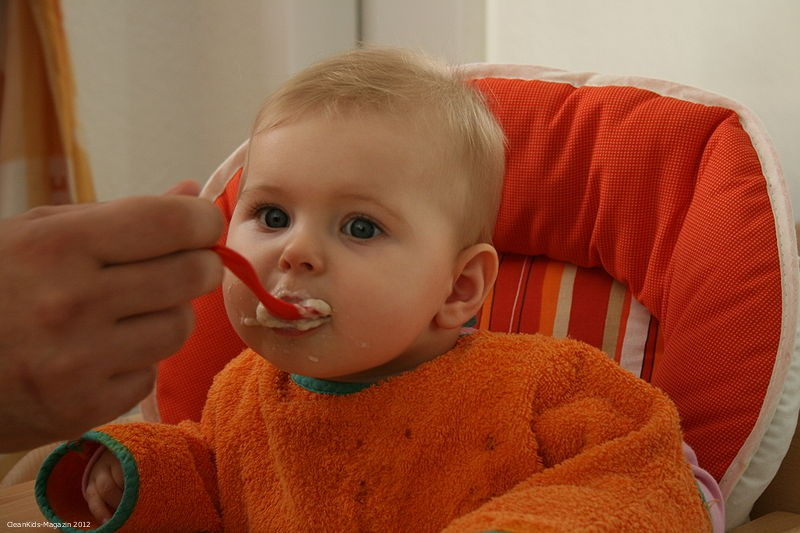 babys erster getreidebrei unvertr glichkeiten vorbeugen im 5 und 6 monat cleankids magazin. Black Bedroom Furniture Sets. Home Design Ideas