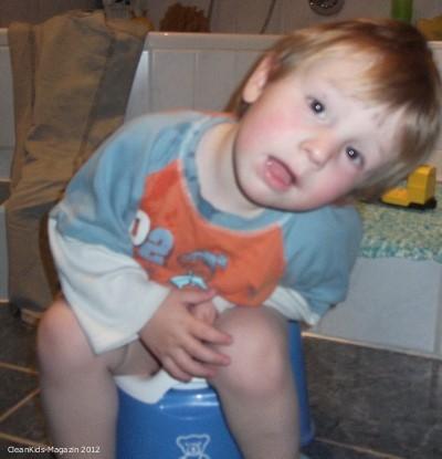 Kindergesundheit Anhaltend Ungewöhnlich Gefärbten Stuhl Untersuchen