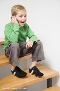 Kinderhandy: muss das sein?