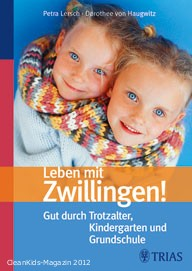 buchtipp leben mit zwillingen doppeltes gl ck mit zwei kleinen pers nlichkeiten cleankids. Black Bedroom Furniture Sets. Home Design Ideas