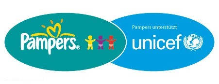 Pampers UNICEF Aktionslogo