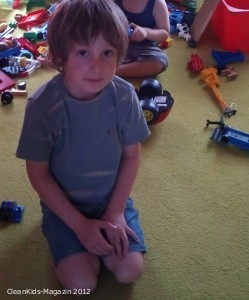 Tipps für Eltern, die zur Spielaufforderung des Kindes auch mal nein sagen möchten