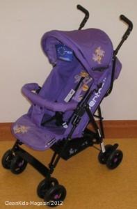Verkaufsverbot: Verletzungsgefahr bei Kinderwagen von Bertoni
