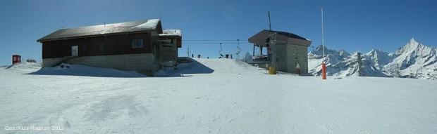 Ab in die Berge: Urlaub in einer Skihütte in der Schweiz
