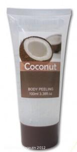 Coconut Bodypeeling wird vorsorglich zurückgerufen