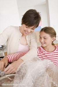 Auf Wohnungssuche mit Kindern - Bildquelle: © Jupiterimages/Goodshoot/Thinkstock
