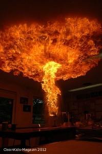 Fettbrand-Gefahr: Silvester-Fondue mit Vorsicht genießen