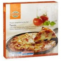 Rückruf: GLOBUS Pizza amerikanische Art