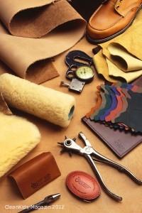 VERBRAUCHER INITIATIVE informiert über Leder