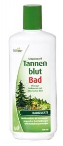 Das Hübner Tannenblut Bad enthält Kampfer. Dessen therapeutischer Nutzen ist zwar gering, kann aber heftige Nebenwirkungen verursachen, wie ÖKO-TEST kritisiert.  Foto: ÖKO-TEST