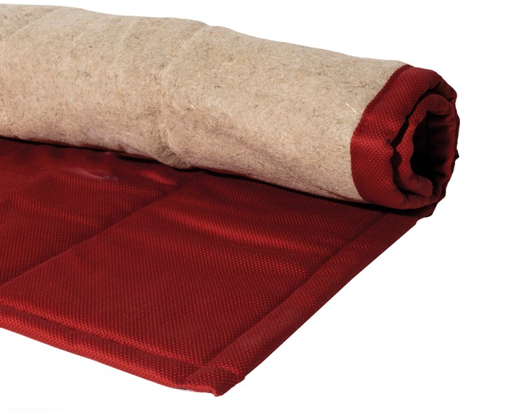 Das von ÖKO-TEST beauftragte Labor hat in Matten aus Schur- oder Baumwolle keine Schadstoffe gefunden. - Foto: ÖKO-TEST