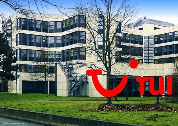 TUI-Zentrale in Hannover, Niedersachsen