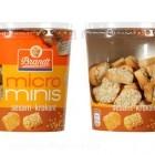 Brandt Microminis: ca. 30 Prozent unbefüllt - Bild: Verbraucherzentrale NRW