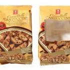 Ciocco Belli Cantuccini: ca. ca. 55 Prozent unbefüllt - Bild: Verbraucherzentrale NRW