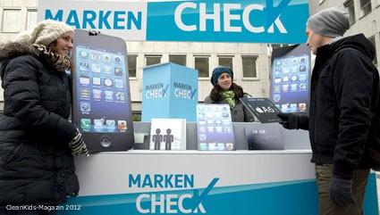 Der Apple-Check - Bild: © WDR/Görgen