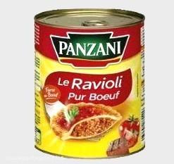 Rückruf: Panzani Raviloli mit Pferdefleisch
