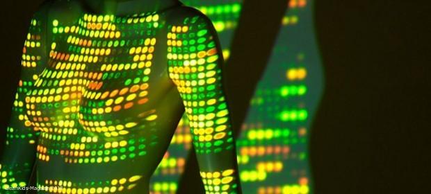 Brustkrebsrisiko: Gene und Umwelt wirken gemeinsam - Bild: Deutsches Krebsforschungszentrum - Internet: www.dkfz.de