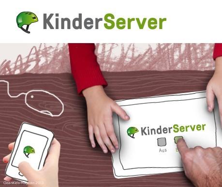 Sicher Online mit neuem KinderServer
