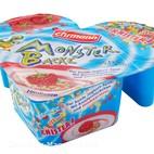 Monster-Backe Knister von Ehrmann  für die Vermarktung überzuckerter Produkte als Spielzeug:
