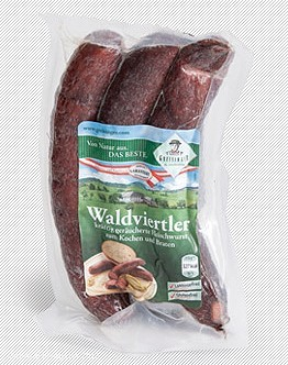Waldviertler Wurst