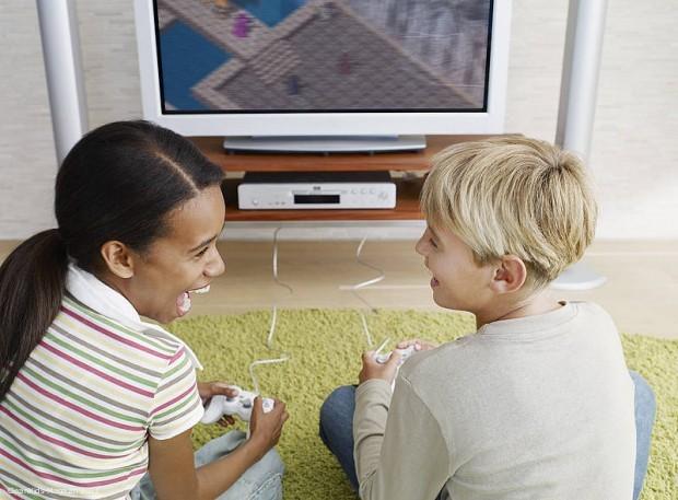 """Spielekonsolen: Eltern sollen bei neuen Konsolen auf Datenschutz achten - Bild: Quelle """"SCHAU HIN!"""""""