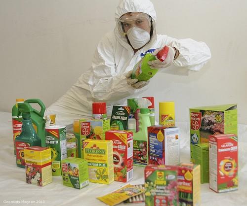 Haus- und Gartenpestizide: Einkaufstest von GLOBAL 2000 brachte erschreckende Ergebnisse - Bild: GLOBAL 2000