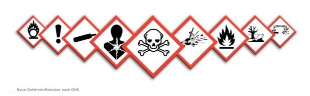 Gefahrstoffzeichen