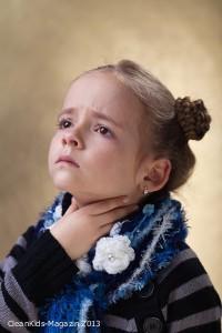Sodbrennen bei Kindern