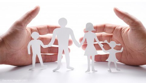 Die Familie richtig absichern: Kapital- oder Risikolebensversicherung? - Bildquelle: © volff | ClipDealer.com