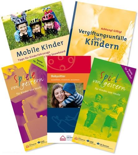 Sicher groß werden: Kostenfreies Info-Paket zur Kindersicherheit