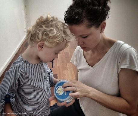 Penaten-Hersteller will auf hormonell wirksame Chemikalien in Babyprodukten verzichten - Bild: Privat