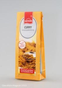 Curry - Bild: Hartkorn Gewürzmühle GmbH
