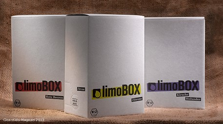 Die limoBOX - Mach dir die gute Limonade einfach selbst