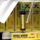 Verpackung von Natural Potent - Bild LUA RLP