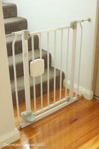 Treppenschutzgitter: Mobilität und Sicherheit für die Kleinsten