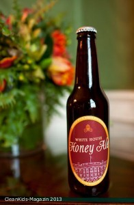 Flasche des White House Honey Ale