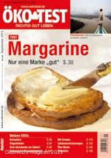 ÖKO-TEST Margarine - Problematischer Schmierstoff