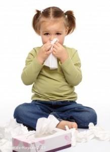 Kindergesundheit: Schon wieder erkältet! Was hilft?