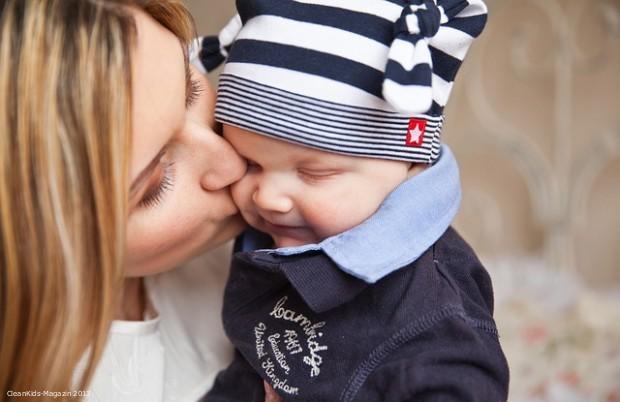 Küssen verboten: Lippenherpes birgt tödliche Gefahr für Neugeborene