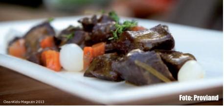 Fleischgemüse: Neuer Fleischersatz ohne Soja - Bild: Proviand