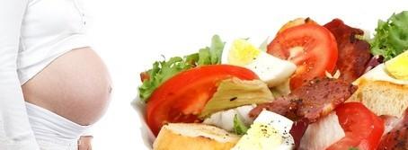 Tipps zum Schutz vor Lebensmittelinfektionen: Was Schwangere nicht essen sollten